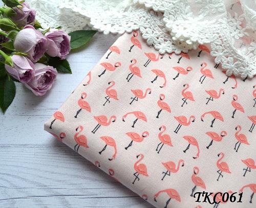 Хлопковая ткань  для рукоделия TKC061 • TKC061