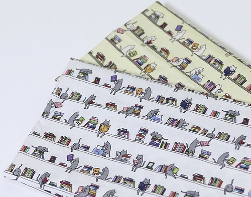 Хлопковая ткань для рукоделия TKC080
