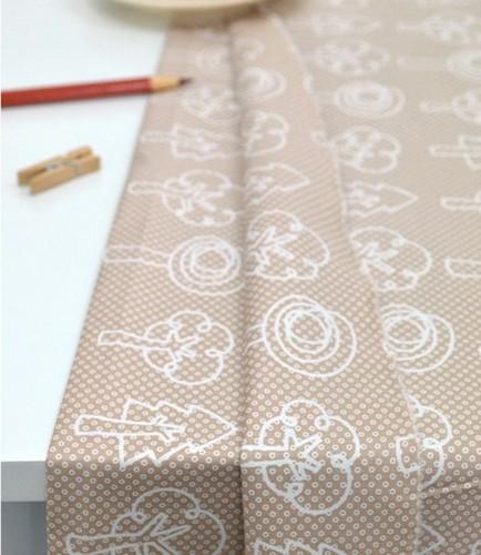 Хлопковая ткань для рукоделия TKC082