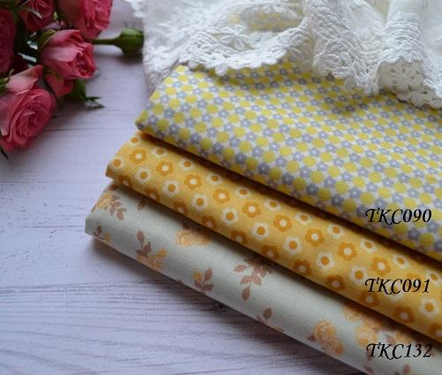 Хлопковая ткань  для рукоделия TKC090 • TKC090 1