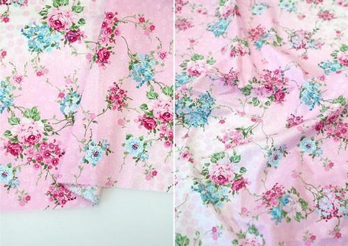 • Хлопковая ткань, Корея. Ширина ткани 160см.  Цена указана за 1 отрез 1 отрез – 40*45см 2 отреза – 80*45см 3 отреза  - 80*45см + 40*45см