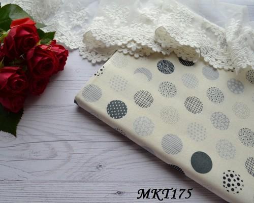 Хлопковая ткань  для рукоделия TKC175 • TKC175