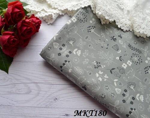 Хлопковая ткань  для рукоделия TKC180 • TKC180