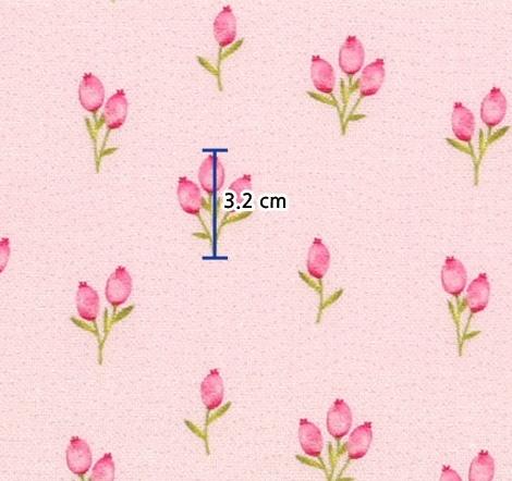 Хлопковая ткань  для рукоделия TKC182 • TKC182 1