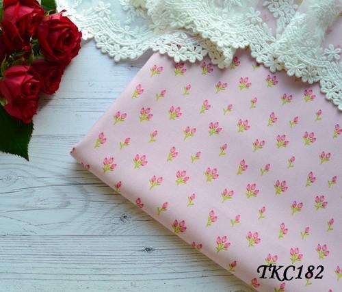 Хлопковая ткань  для рукоделия TKC182 • TKC182