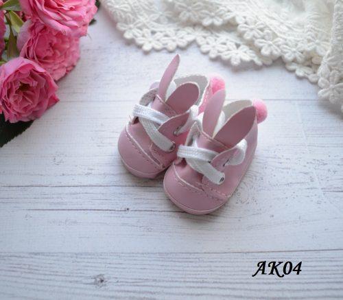 • Туфельки розовые. Размер 5.5 * 2,8 см Цена указана за 1 пару.