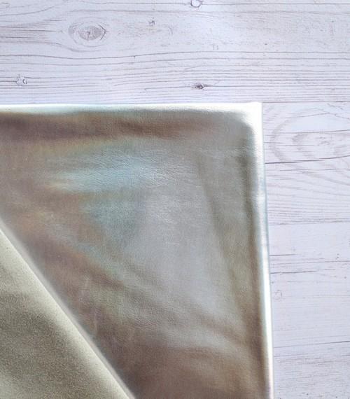 Искусственная кожа Серебро SHK07 • SHK07