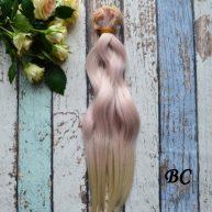 Волосы для кукол волнистые ВС