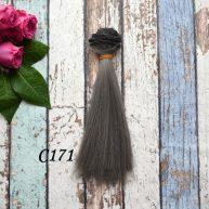 Волосы для кукол прямые C171