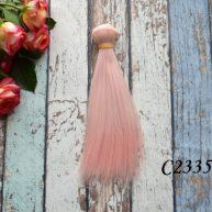 Волосы для кукол прямые C2335
