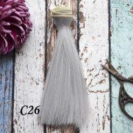 Волосы для кукол прямые C26
