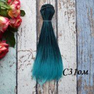 Волосы для кукол прямые C31ом