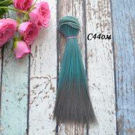 Волосы для кукол прямые C44ом