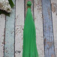 Волосы для кукол прямые C50