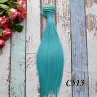 Волосы для кукол прямые C513