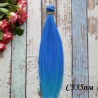 Волосы для кукол прямые C535om