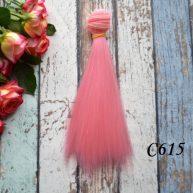 Волосы для кукол прямые C615