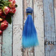 Волосы для кукол прямые C85C