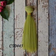 Волосы для кукол прямые CT0445