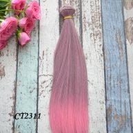 Волосы для кукол прямые CT2311