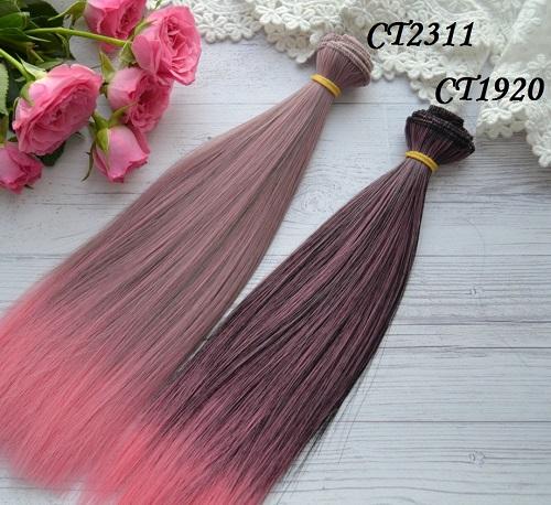 Волосы для кукол прямые CT1920 • VCT2311 3
