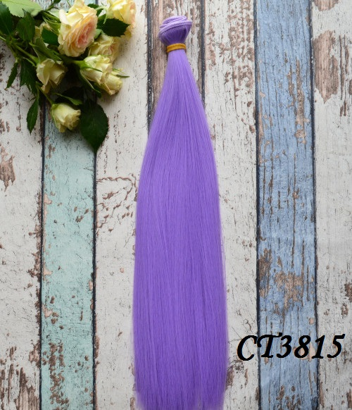 • Волосы для кукол. Длина волос 30 см, ширина треса 1 метр. Цена указана за 1 метр.
