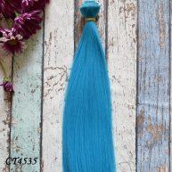 Волосы для кукол прямые CT4535