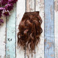 Волосы Козочка для кукол К4