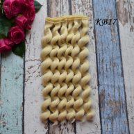 Волосы для кукол KB17