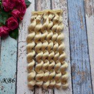 Волосы для кукол KB6