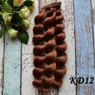 Волосы для кукол KD12
