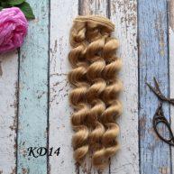 Волосы для кукол KD14