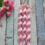 Волосы для кукол KD2