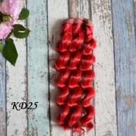 Волосы для кукол KD25