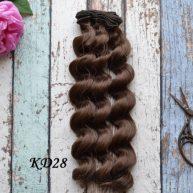 Волосы для кукол KD28