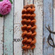 Волосы для кукол KD7