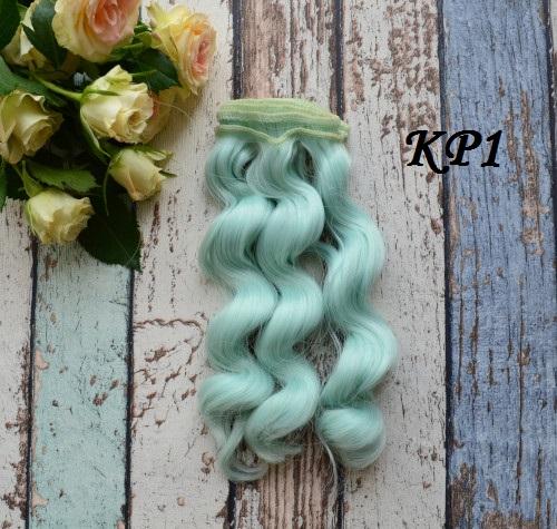 Волосы для кукол KP1 • VKP1