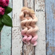 Волосы для кукол KP54