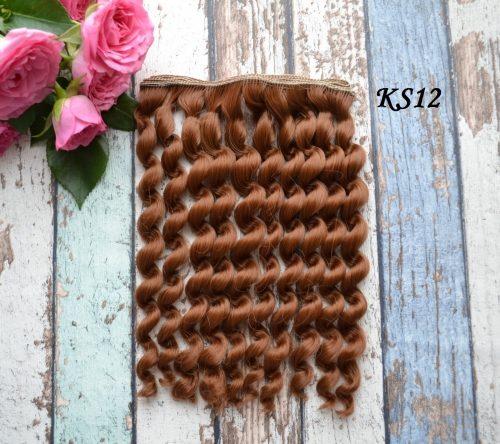 Волосы для кукол KS12 • VKS12