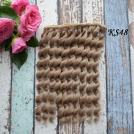 Волосы для кукол KS48