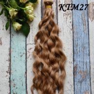 Волосы для кукол волнистые KTM27