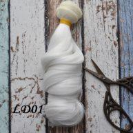 Волосы для кукол локоны LD01