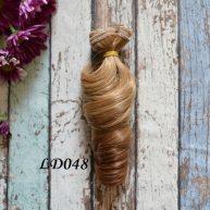 Волосы для кукол локоны LD048