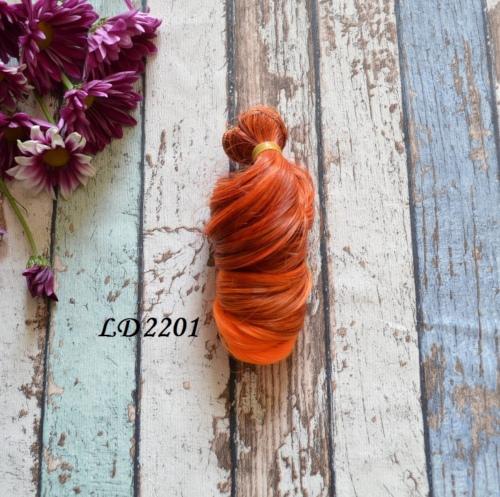 Волосы для кукол локоны LD2201 • VLD2201