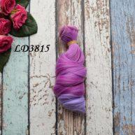 Волосы для кукол локоны LD3815