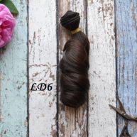 Волосы для кукол локоны LD6