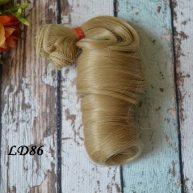 Волосы для кукол локоны LD86