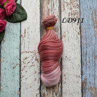 Волосы для кукол локоны LD911