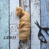 Волосы для кукол локоны LD935