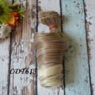 Волосы для кукол локоны LDT613